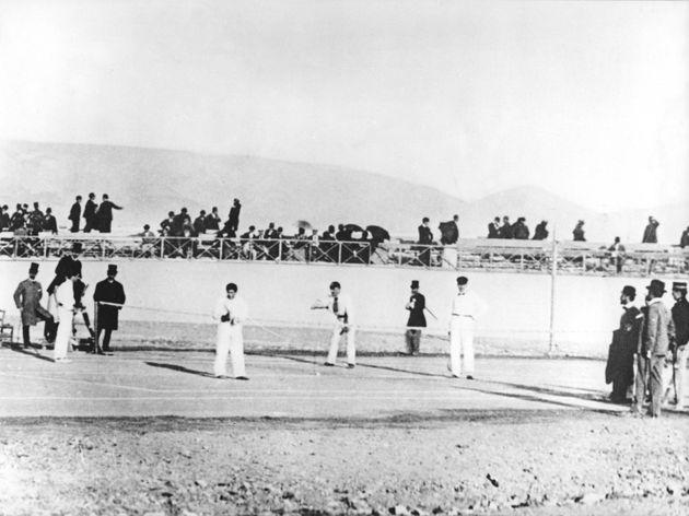 11 Απριλίου 1896 - Τελικός...