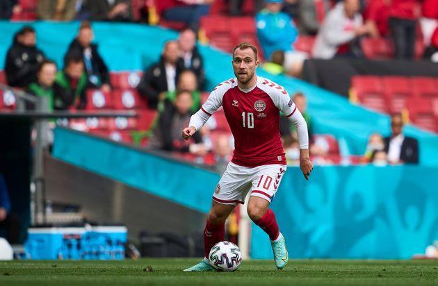 Christian Eriksen, jugador de
