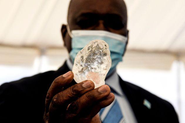 Το τρίτο μεγαλύτερο διαμάντι στον κόσμο βρέθηκε στην