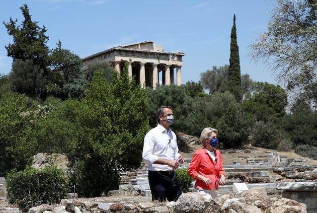 Μητσοτάκης: Το Σχέδιο «Ελλάδα 2.0» υποδεικνύει την Ελλάδα του