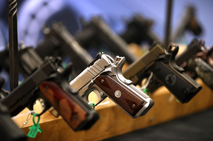 House Bill 1927, which goes into effect in September, allows people age 21 and up tocarry a handgun in public without o