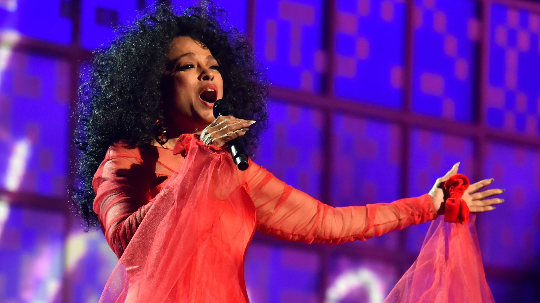 The Boss Is Back: Diana Ross Is Releasing Her First New Album In 15 Years