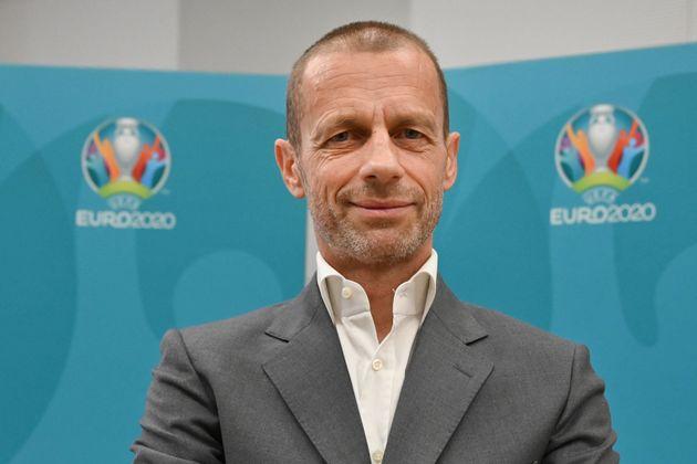 Presidente de la UEFA, Aleksander
