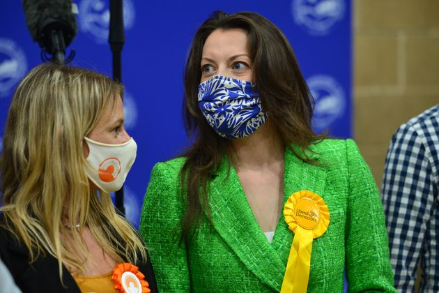 Lib Dems Score Stunning By-Election Victory Over Boris Johnson's Tories In Chesham And