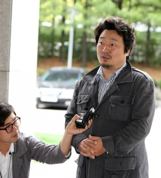 MBC출신 GO발뉴스 이상호 기자.