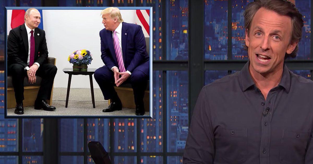 Fox News Gets Nailed For Stunning Hypocrisy About Biden-Putin Summit