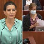 Monasterio (Vox) lanza esta pregunta al PSOE y muchos diputados no dan crédito: hasta ella se da