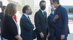 Pedro Sánchez asiste a la clausura de la XXXVI reunión del Cercle