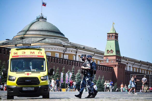 Pourquoi l'épidémie de Covid-19 s'aggrave brutalement à Moscou et en Russie (photo...