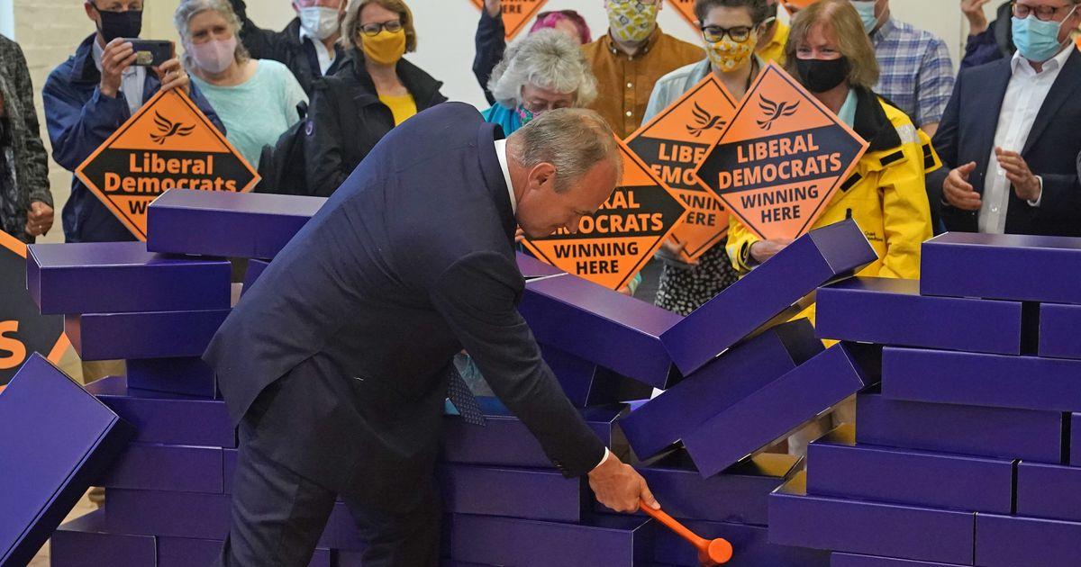 "Senior Lib Dem and Labour Reject ""Progressive Alliance"" To Beat Tories"