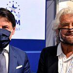 Grillo a Roma per far sentire a Conte la voce del padrone (di P.