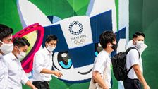 The Safest Way To Hold Tokyo Olympics Is 'No Fans,' Top Medical Adviser Says