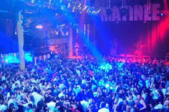 Amnesia Ibiza, en tiempos prepandemia