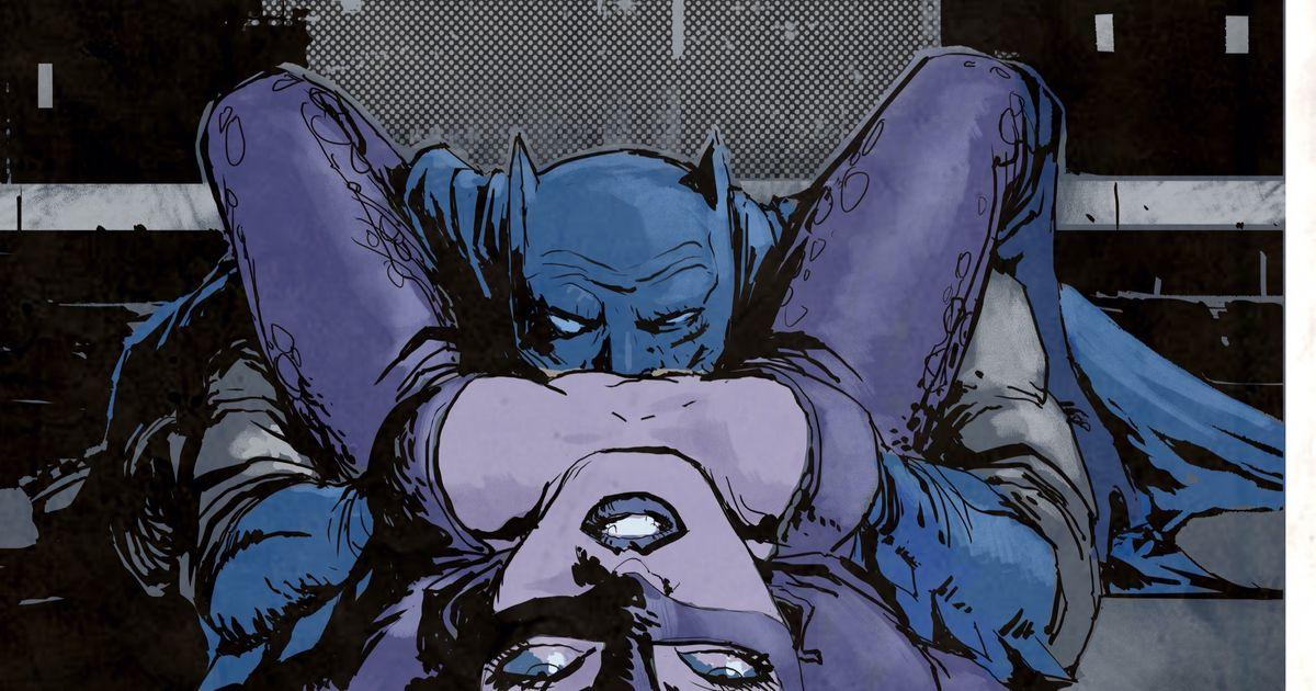 Ce dessin érotique avec Batman compte bien poser la question de la sexualité des super-héros