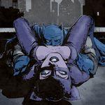 Ce dessin érotique avec Batman compte bien poser la question de la sexualité des