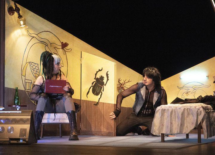 'Ronejo' en el Teatro de la Abadía, Madrid.