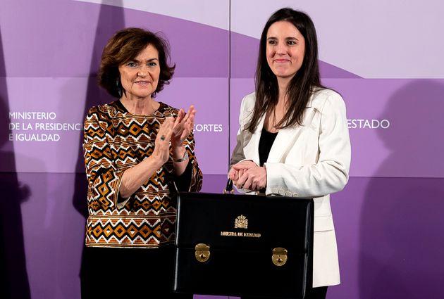 Así ha sido el largo pulso entre PSOE y UP para desbloquear la Ley