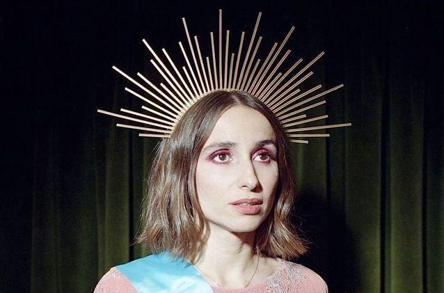 Imagen promocional del disco Puta (Zaharra, 2021).