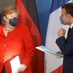 Merkel e Macron rinsaldano il legame, ma lunedì a Berlino arriva Draghi (di A.