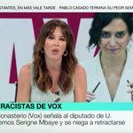 Mamen Mendizábal le da un sonoro repaso a Rocío Monasterio: define su discurso en dos