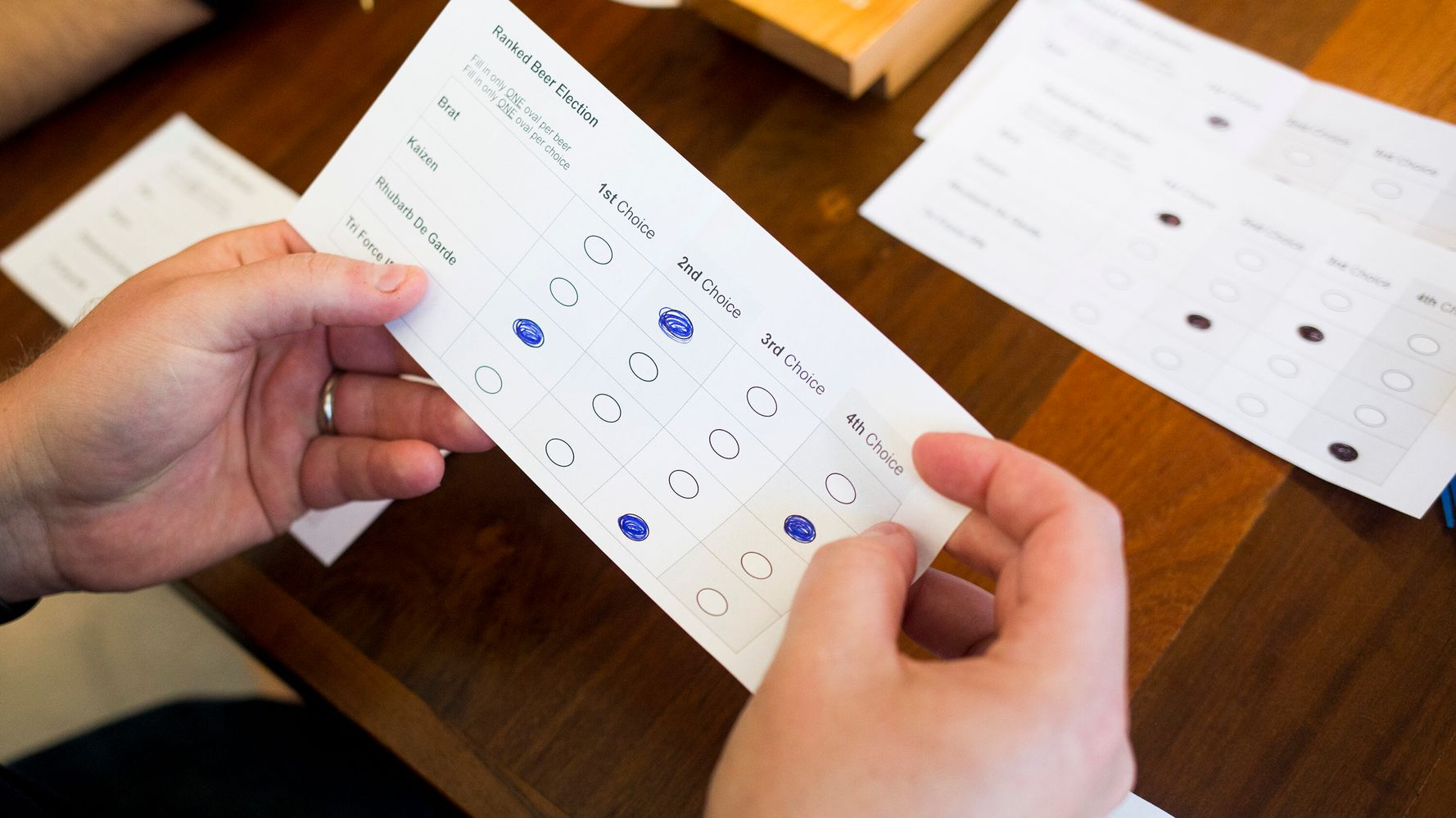 What To Know About Ranked-Choice Voting