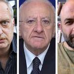 Caos al Ravello Festival: Saviano accusa De Luca, Scurati si