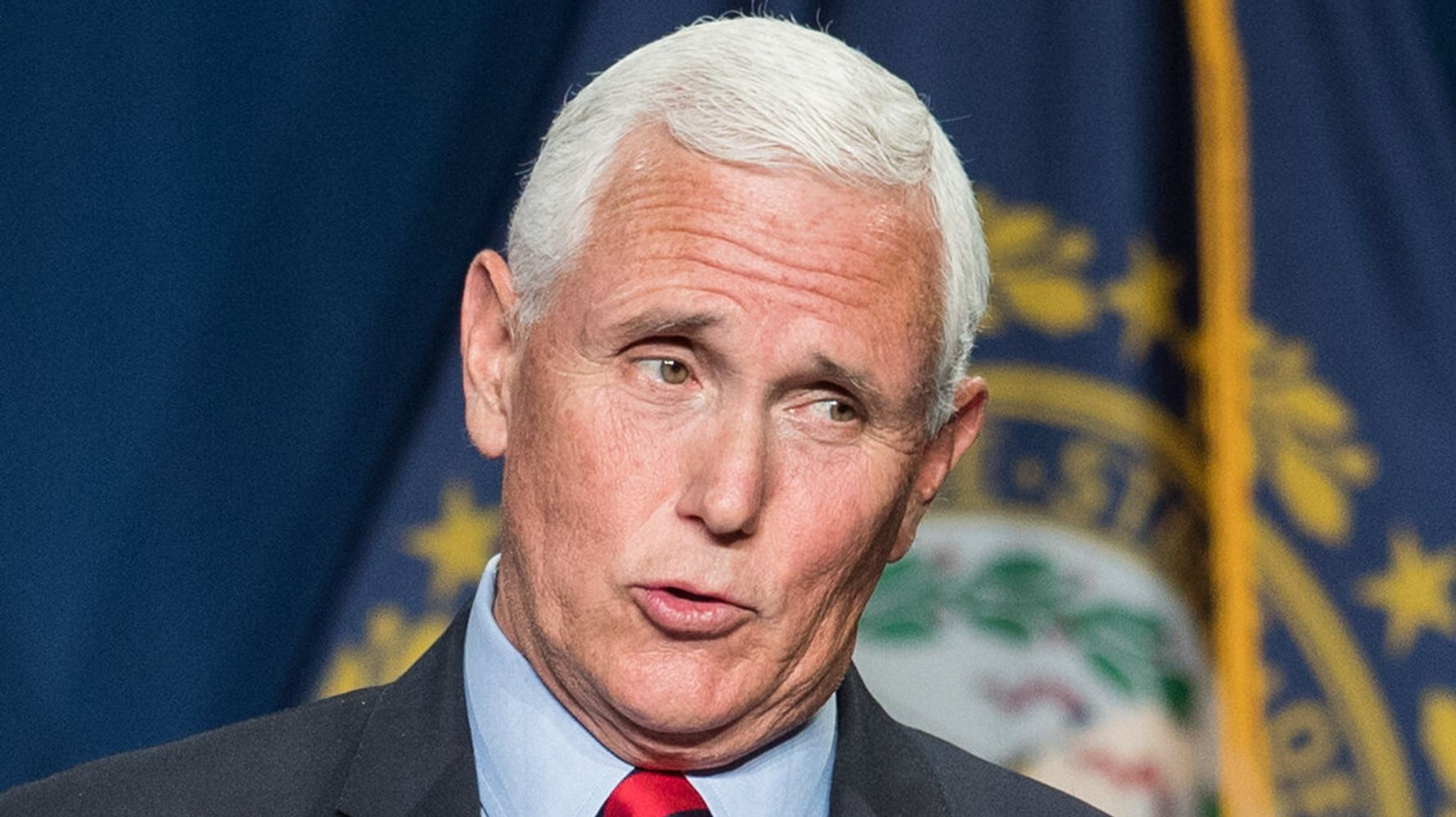 Mike Pence's 'Cancel Culture' Rallying Cry Is Too Much For Folks On Twitter