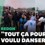 Une rave party en Bretagne tourne à l'affrontement avec les gendarmes, un blessé