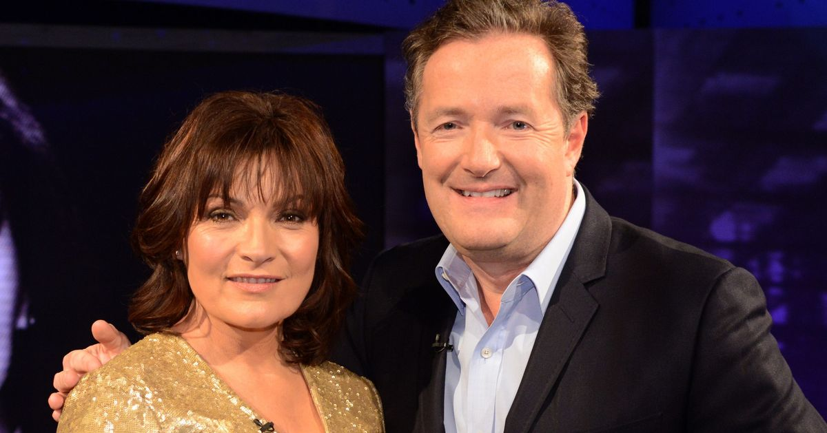 Lorraine Kelly Has A Prediction About Piers Morgan And Good Morning Britain