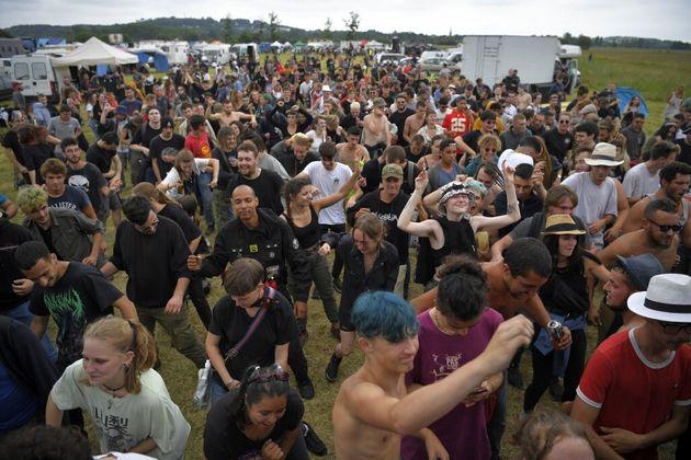 Une rave party illégale à Redon le 19 juin