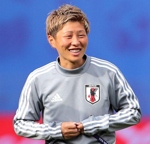 横山久美選手