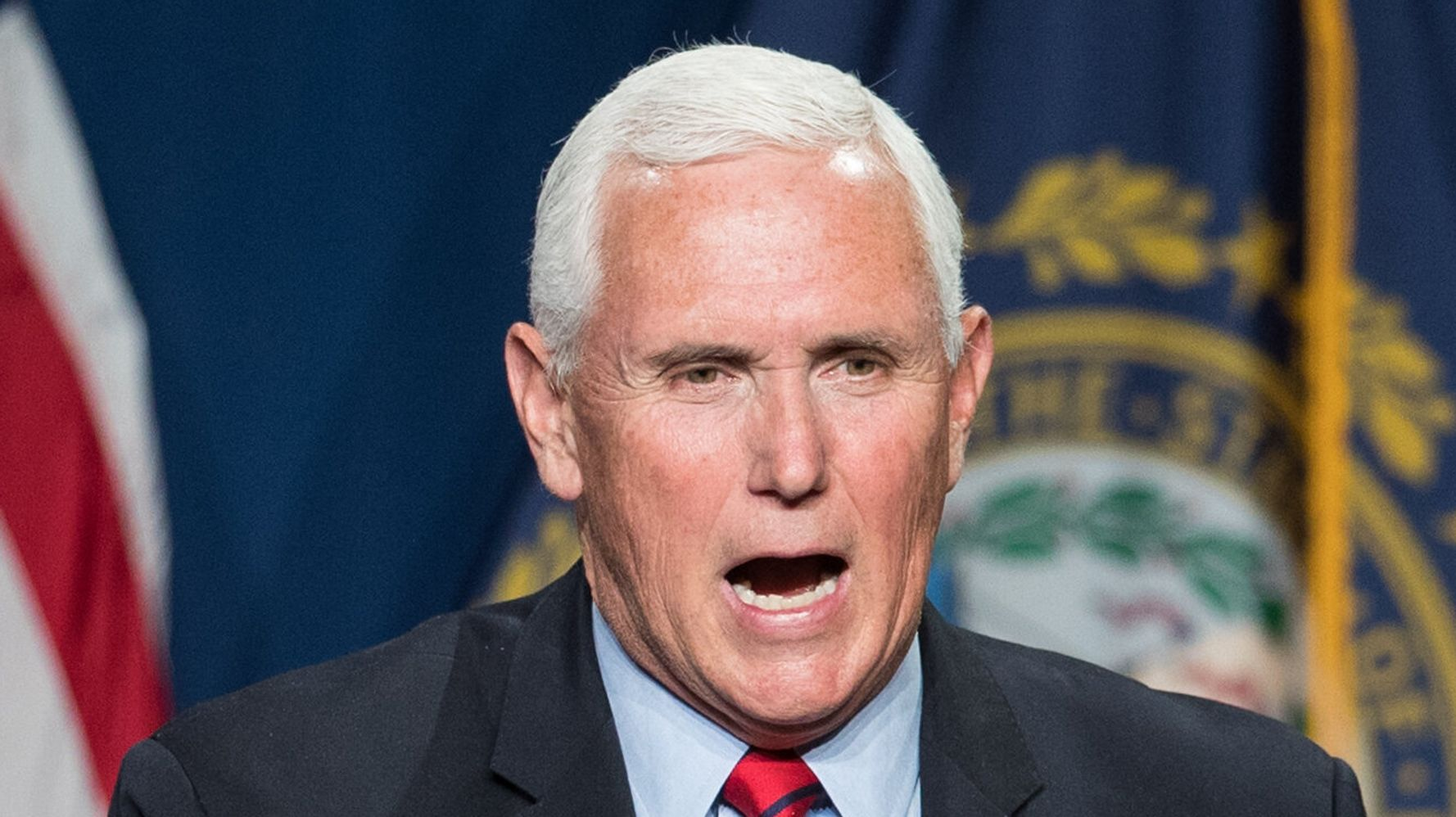 Mike Pence Privately Praised White House Official Who 'Unloaded' On Trump On Charlottesville: Book