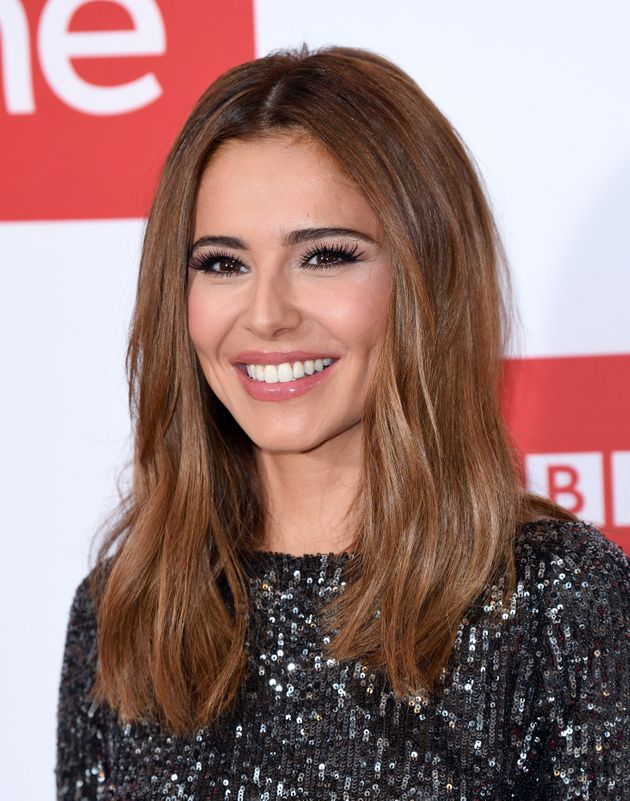 Cheryl pictured in