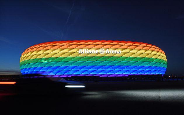 Le stade du Munich,