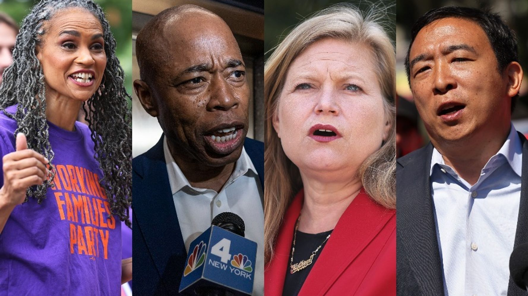 New York City's Mayoral Race Remains Unpredictable, Even After Voting Has Begun