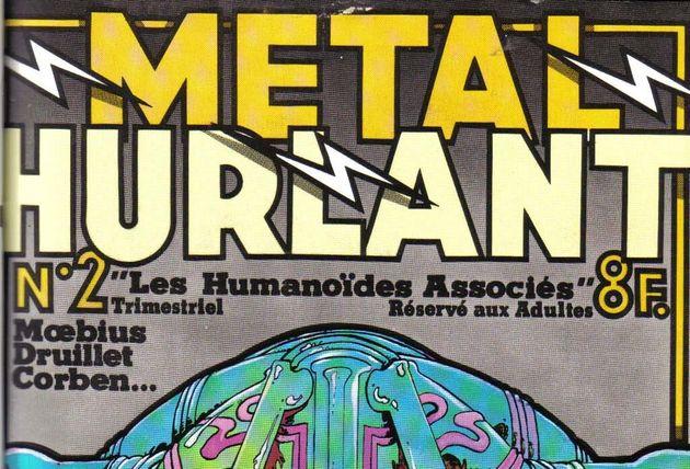 Métal Hurlant, magazine culte de BD, va renaître en