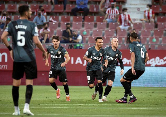 El Rayo Vallecano vuelve a Primera dos años después de su descenso