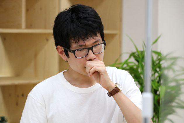 「君たちが次の世代を担う人たちです。頑張ってください」という言葉に強い違和感をもったと話す髙橋さん