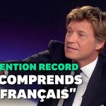Agacé par le niveau du débat politique, Laurent Delahousse s'est lâché en