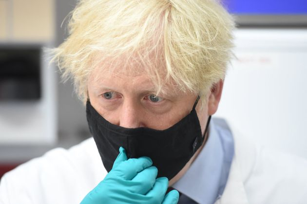 Boris Johnson Says July 19 'Looking Good' For End Of
