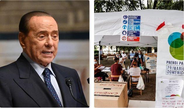 Silvio Berlusconi e primarie