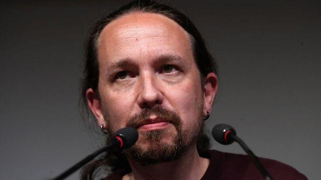 El ex líder de Podemos, Pablo