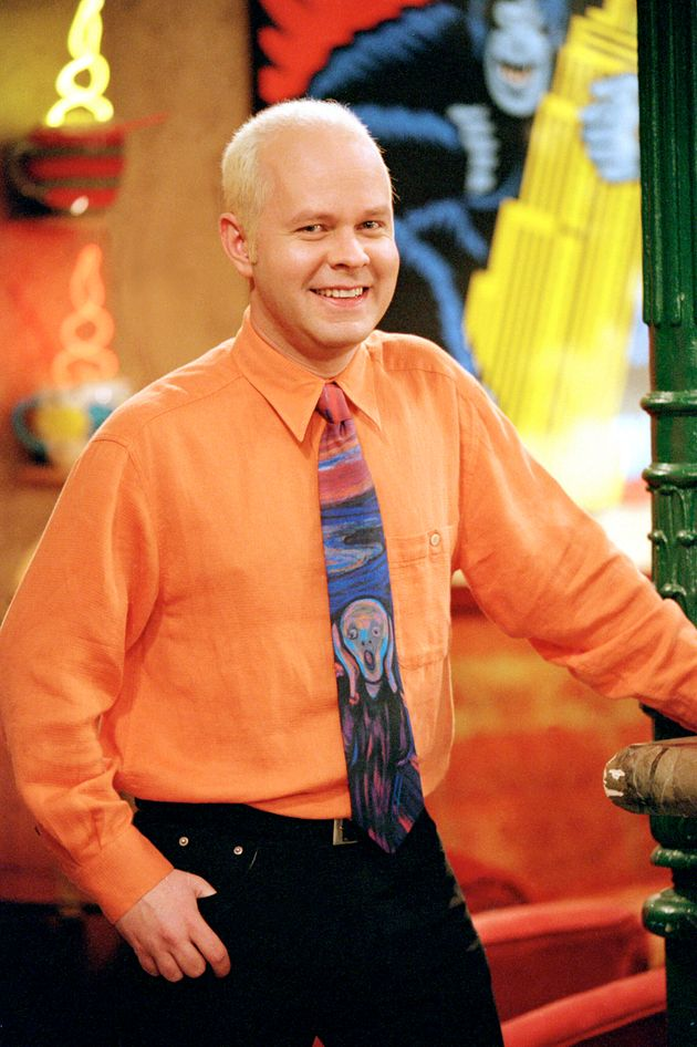 James Michael Tyler as Gunther in