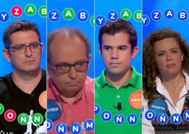 Luis de Lama, Javier Dávila, Nacho Mangut y Marta