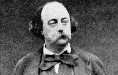 Gustave Flaubert was lucky his tempestuous ex-mistress, Louise Colet, didn't come after him with a knife when she read his ra