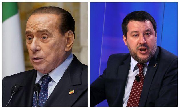 Silvio Berlusconi e Matteo