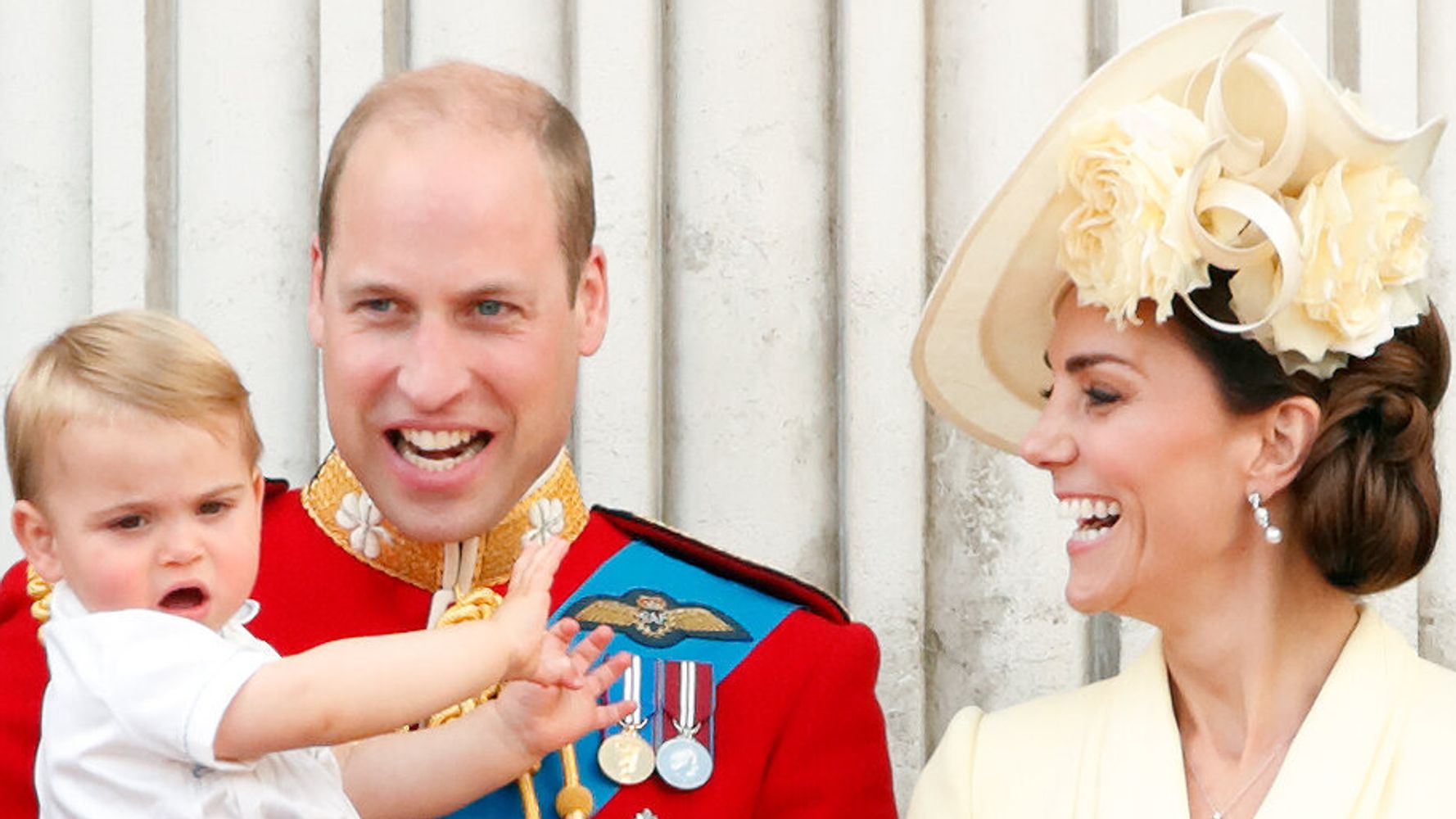 Kate Middleton, Prince William Share Never-Before-Seen Photo For Father's Day