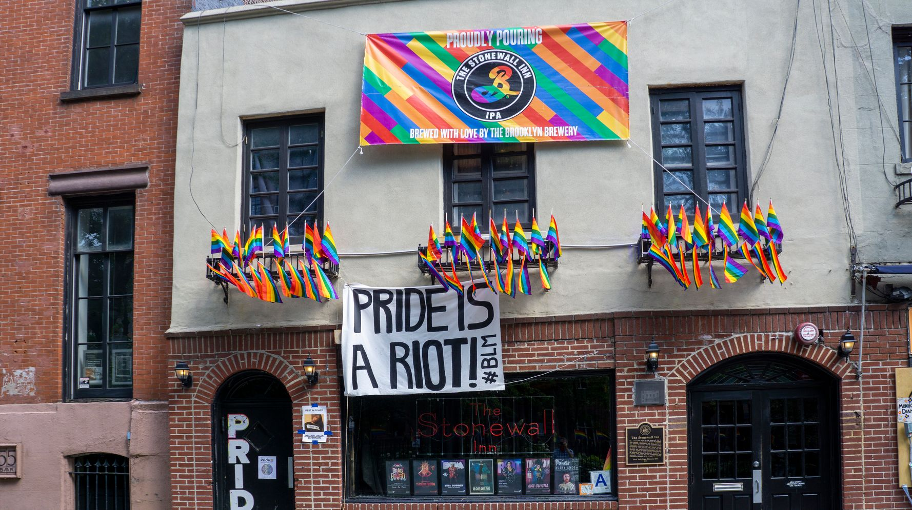 Stonewall Inn Bans Certain Beers During Pride Over Anti-LGBTQ Political Support