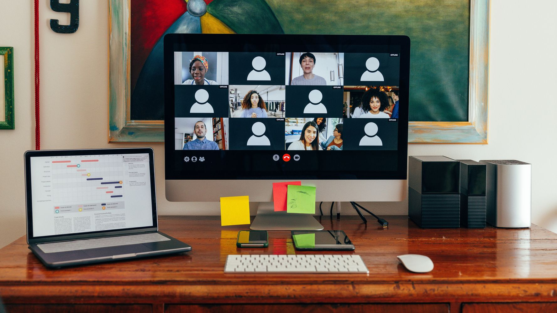 Here's Why Your Next Work Meeting Should Not Be A Zoom Call