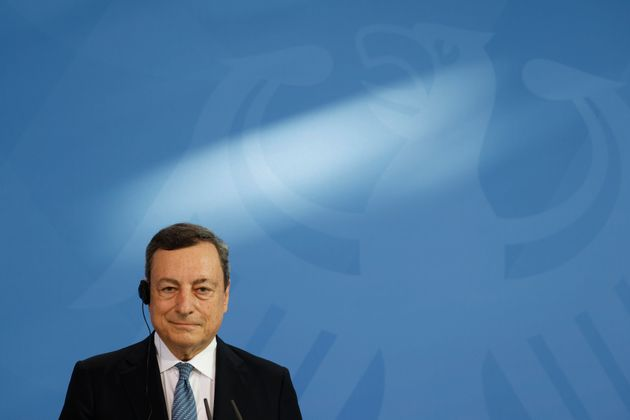 Draghi prova